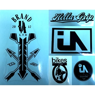 UrbanArtt Sticker Pack 2