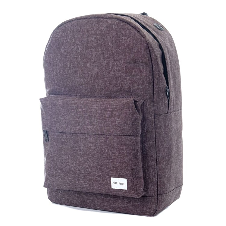 Spiral OG Core Backpack - Crosshatch Graphite