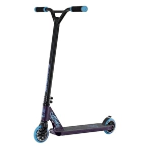 Slamm Phantom II Complete Scooter Purple