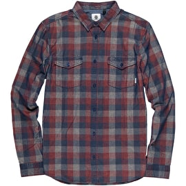 Element Tacoma Cord Shirt - Picante