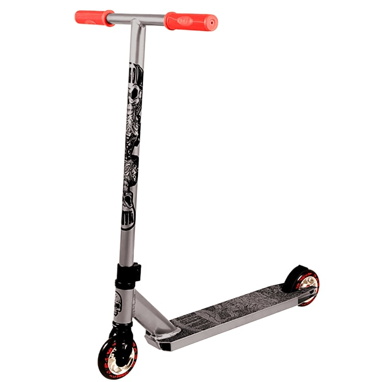Madd Hatter Kick Extreme II Complete Scooter - Grey