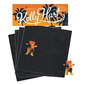 Grizzly Kelly Hart Grip Tape