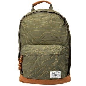 Element Backpack - Beyond Elite - Milt. Green