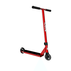 Lucky Crew Pro Stunt Scooter - Red