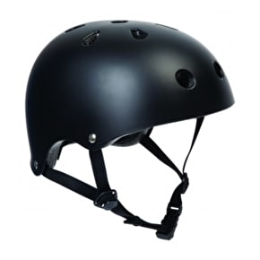 SFR Essentials Helmet - Matt Black Large - XL (B-Stock)