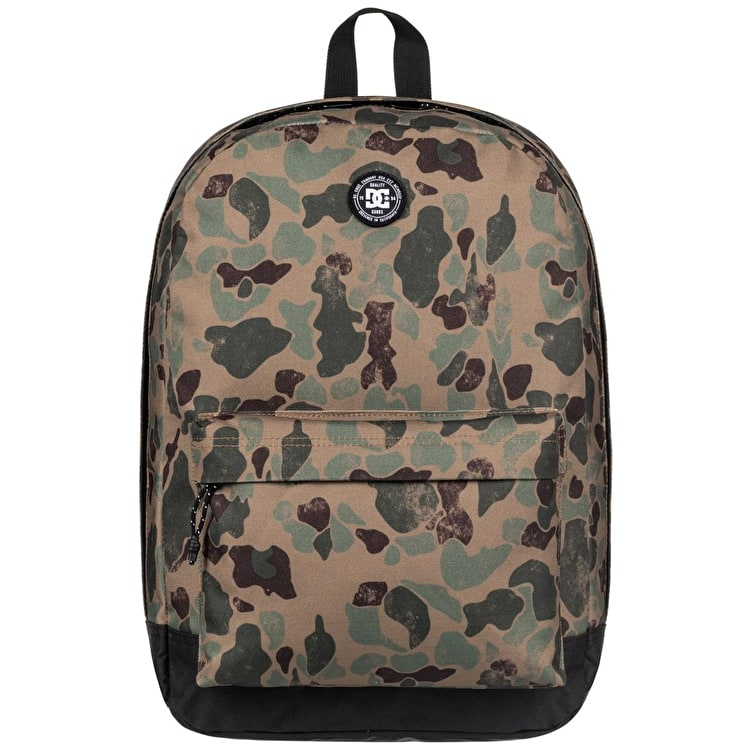 DC Backstack Print Backpack - Duck Camo