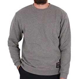 Independent Sub Crew Neck - Dark Heather