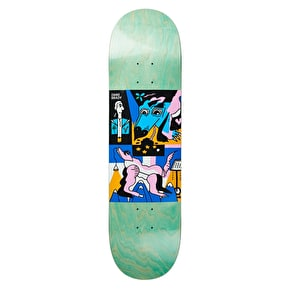 Polar Living Room Skateboard Deck - Brady