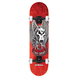 Birdhouse Stage 3 Falcon 4 Complete Skateboard - Red 7.5