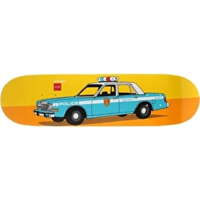 Chocolate x HUF Skateboard Deck - NYPD 8.25