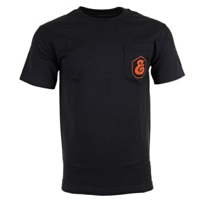 Expedition One Shield T-Shirt - Black