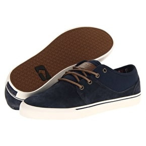 Globe Mahalo Shoes - Navy/Plaid