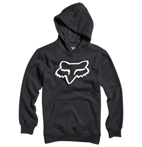 Fox Youth Legacy Pullover Hoody - Black