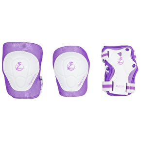 Zycom Child Combo Pad Set - Lilac/White