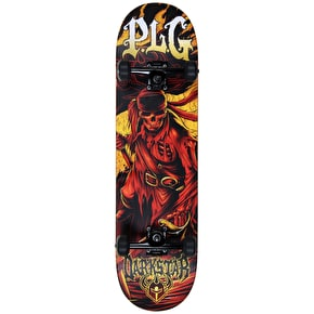 Darkstar Black Pearl PLG Custom Skateboard 8.375