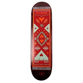 Girl x (RED) Lori Damiano Skateboard Deck - McCrank 8.375