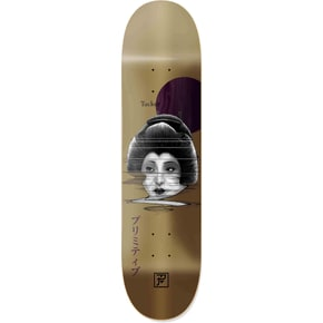 Primitive Geisha Skateboard Deck - Tucker 8.125