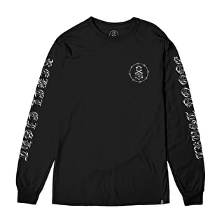 Rebel8 Trust No One Longsleeve T-Shirt - Black