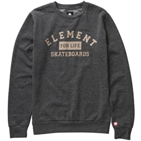 Element For Life Crewneck - Heather