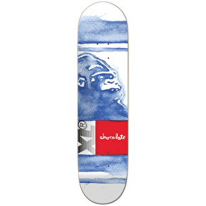 Chocolate x Xlarge X-Late Skateboard Deck - 8