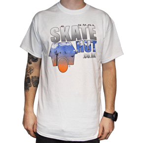 Skatehut Birds T-Shirt - White