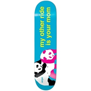 Enjoi Skateboard Deck - My Other Ride R7 Multi 8