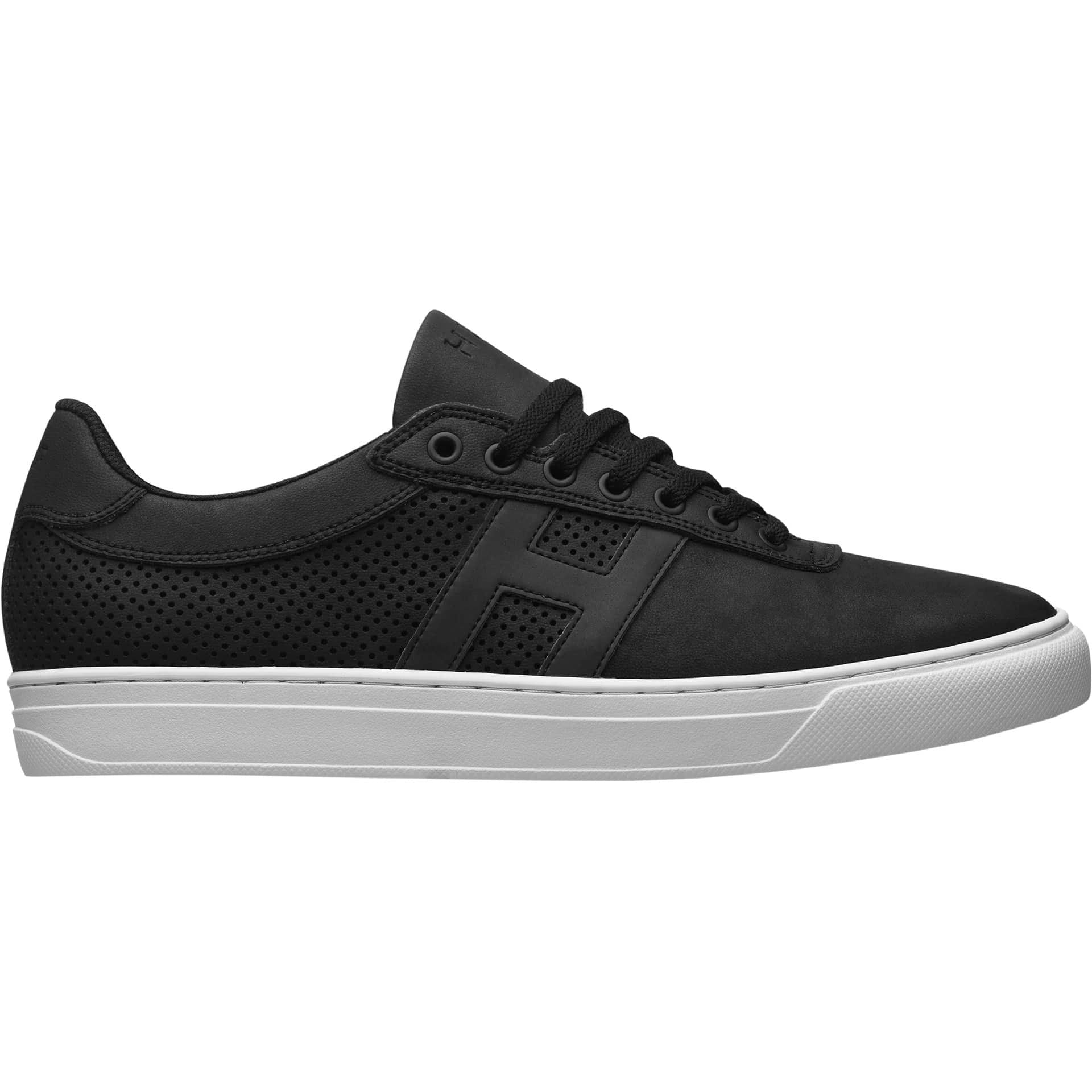 Image of Huf Soto Skate Shoes - Black Perf