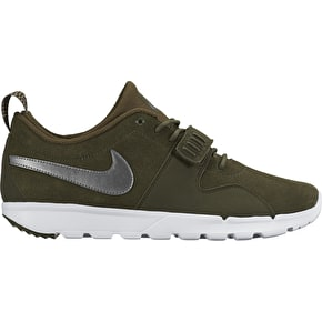 Nike SB Trainerendor Shoes - Cargo Khaki