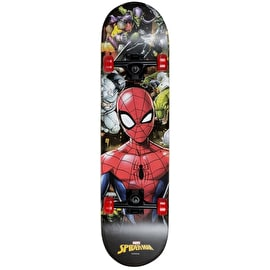 Disney Marvel Spider-Man Complete Skateboard 8