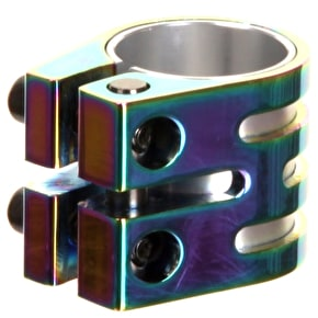 Slamm Vice Double Collar Clamp - Neochrome
