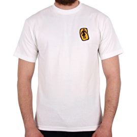 Girl Sketchy OG Standard T shirt - White