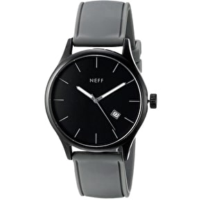 Neff Estaban PU Watch - Black/Grey
