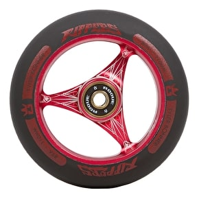 Rogue Ultrex 110mm TBONE Ripper Scooter Wheel - Red/Black