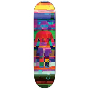 Girl Glitch Mode Skateboard Deck - Carroll 8.125
