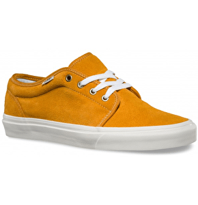 Vans 106 Vulcanised Shoes - (Vintage) Inca Gold