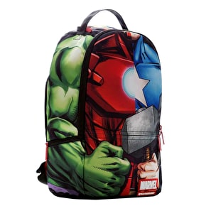 Sprayground Marvel Avenger Collage Backpack