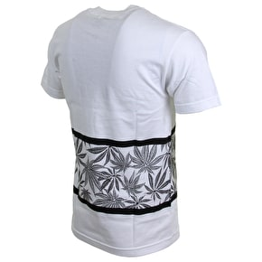 DGK Cannabis T-Shirt - White