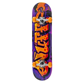 Enuff Graffiti II Mini Complete Skateboard - Orange