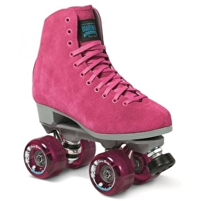 Sure-Grip Boardwalk Quad Roller Skates - Pink