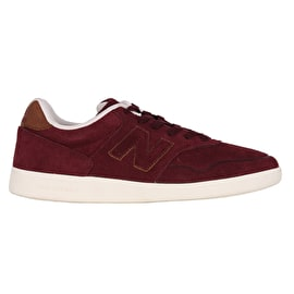 New Balance 288 Skate Shoes - Chocolate Cherry/Cinnamon