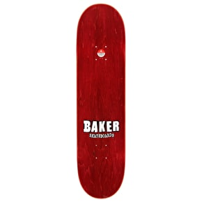Baker From The Grave Hawk OG Skateboard Deck - 8.125