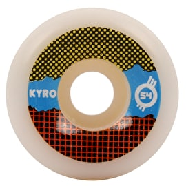 Force Radical Pro Kyro Skateboard Wheels 54mm
