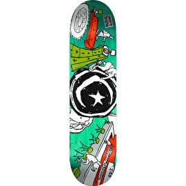 Foundation Star & Moon At Home Skateboard Deck - 8.25