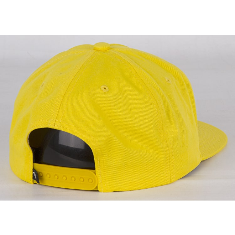 Diamond Supply Co OG Script Snapback Cap - Yellow