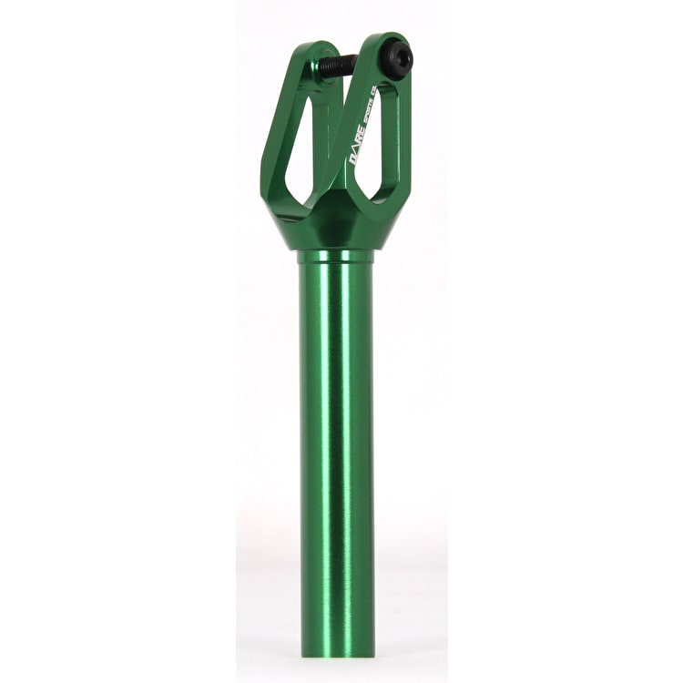 Dare Dimension Scooter Forks - Green 120mm