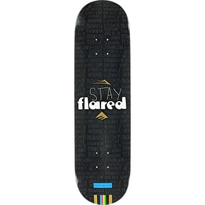Girl X Lakai X Emerica Stay Flared Skateboard Deck - 8.25