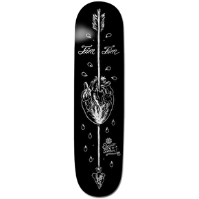 Element x Timber! Skateboard Deck - Arrow Tim Tim 8.125