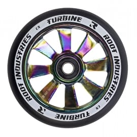 Root Industries 110mm Turbine Scooter Wheel - Neochrome