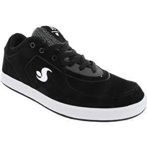 DVS Endeavor Shoes - Black Suede