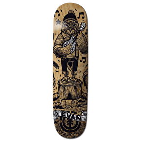 Element Animal Band Skateboard Deck - Evan 8.25''